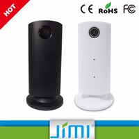 JIMI 360 Degree Wireless Camera Plug&Play IP Camera Easy Setup With iOS/Android/PC App JH08