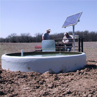 Dc Pump Solar Submersible Water Pump For Farm Or Home