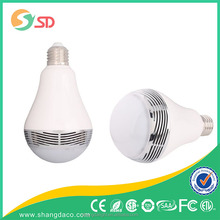 Newest Built in WiFi Module Smart Lighting Music Flash Color Change WiFi LED Bulb 7W With No Need Of External WIFI Controller