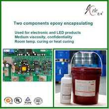 LED module epoxy potting glue manufacture in Shanghai