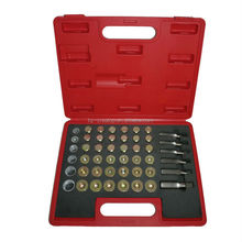Auto Repair Tools 114 PCS Oil Pan Thread Repair Set