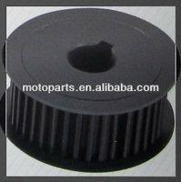 plastic pulley wheels/v belt pulley material