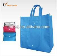 Best sell new design non-woven foldable bag