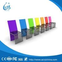 Modern design acrylic styling chair salon furniture