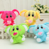 Children's Lovely plush elephant toy 7 Inches