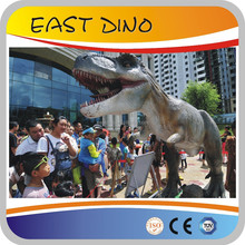 Dinosaur Attraction Equipment For Indoor and outdoor Statues