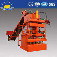 ly1-10 manufacturing process of clay bricks earth block machine