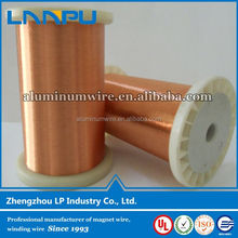 China New Style Round Polyimide Enameled Copper Wire For Motor