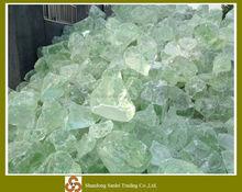 white slag glass rocks for gabion