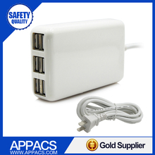 For Christmas present wholesale cell phone 5 port usb charger