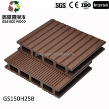 Good quality WPC decking/wood plastic composite deck wpc board/WPC factory in China