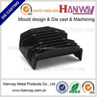 China manufacture . motorcycle parts of aluminum die casting from China