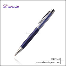 Different Colors Top Quality Crystalline Lady Ballpoint Pen With Crystals