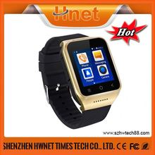 Android 4.0 phone watch with capacitive touch screen and wifi watch mobile phone