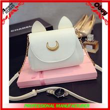fashion lady purse long strip shoulder bag