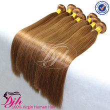 high quality Wholesale Silky Straight hair 100% remy virgin human hair extension 100 pure virgin human hair