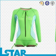 Slim fitting plus size wetsuit
