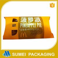pillow apple pie box cute pics packaging box