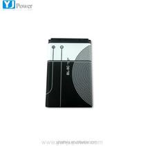 cell phone battery 3.7v 1020mAh for nokia BL-5C bl5c li-ion mobile battery