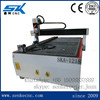 Professional SKA-1218 advertising used DSP control Vacuum work table small cnc router machine