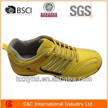2014 nuevo diseño popular de los hombres baratos de bádminton de calzado con suela md el zapato de deporte