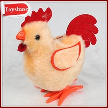 Wind up chicken toy