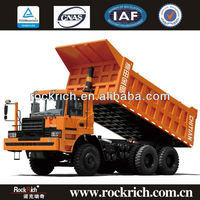 90T Coal Mine 420Hp Tipper Trucks For Sale