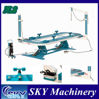 Yantai Sky CE Certified China Supplier FL2 Used Automotive Tools and Equipment / Car Body Bench