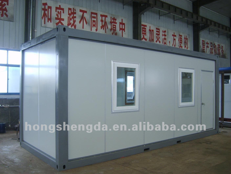 Container per ufficio acqua e la prova del fuoco struttura - Casa container italia ...