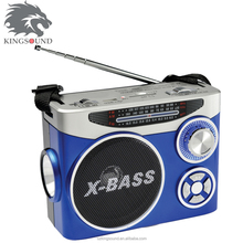 Mp3 player am sw fm radio with torch light