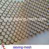 Stainless Steel Mesh Curtains / Decorative Metal Fabric