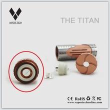 Vapor Tech Exquisite The Titan with Floating 510 Contact Pin Atomizer