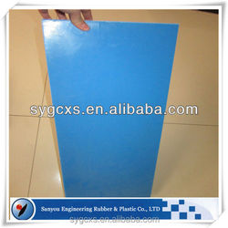 coloured plastic/colour hdpe sheet/colored transparent plastic