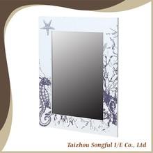 vintage & printing decorative mirror, wall mirror, mirrors