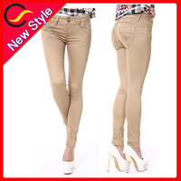 new women sex stretch jean pants wholesale