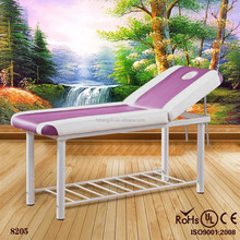 hydraulic thai massage bed chiropractic table for sale KZM-8205