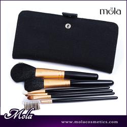 Best selling products Pro Makeup Cosmetic 6pcs makeup brush set wholesale