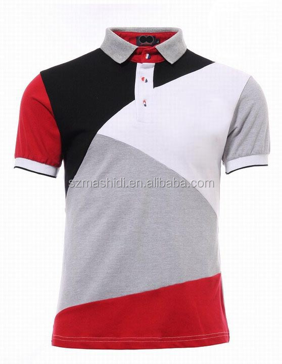 High quality hand embroidery colors combination custom for Polo shirt color combination