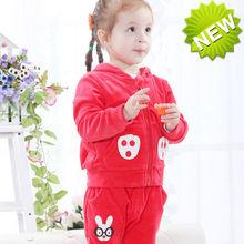 tc5081 2013 nuevos venta de la manera ropa de estilo cute caliente impresión del bebé del estilo coreano