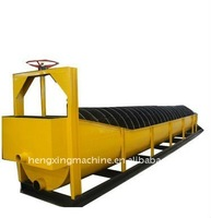 Mineral processing spiral classifier machine for sale