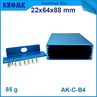 Thermal performance size of distribution pcb board 22x64x88mm