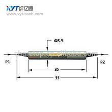 Direct selling In-line sfp xfp bidi fiber optic isolator