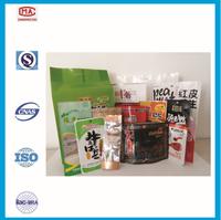 Factory OEM plastic food bag/vacuum food bag