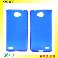 Free Sample Waterproof steam Ultrathin Soft TPU case cover for LG B ELLO 2/Prime II/Max
