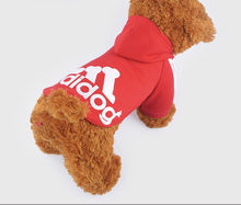 Autumn and winter adidog Pet Clothes For Dogs CWY007