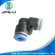 PUL quick pneumatic plastic elbow fitting/connector/coupling
