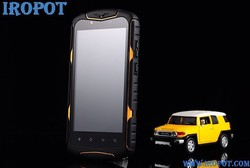 New arrival aipan X1 IP68 Level Waterproof quad Core Rugged Smartphone with GPS,3G WCDMA,DUAL SIM function IP68