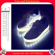 Dance Shoes Skate Factory led luminous shoes for dancer