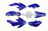 wholesale CRF 50cc dirt bike pitbike ABS plastic body kits motorcycle fairing kit