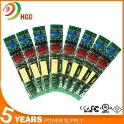 led driver 21w pass TUV/UL 6-21w led power driver 21w t8 led tube tube lighting led zoo tubes